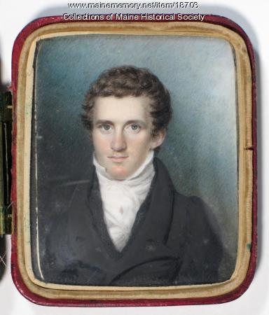 Grenville Mellen, Portland, ca. 1820