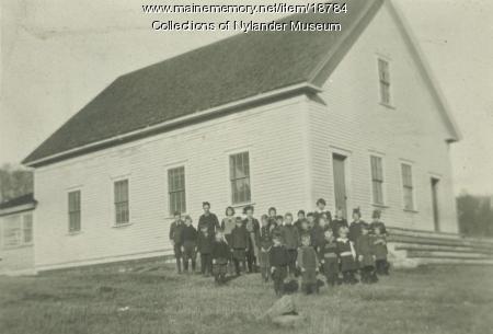 Jemtland Skolan, New Sweden, ca. 1922