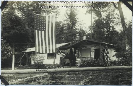 Fire Warden, Ripogenus, 1920