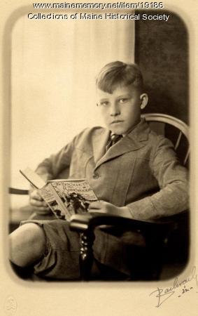 Philip E. Brown, 1922