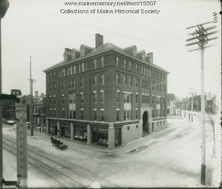Eye and Ear Infirmary, Portland, ca. 1900
