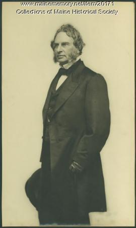 Brady's Longfellow, 1859