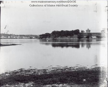 Fort Edgecomb, ca. 1900