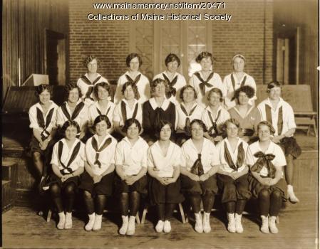 Business girls, Portland YWCA, ca. 1925