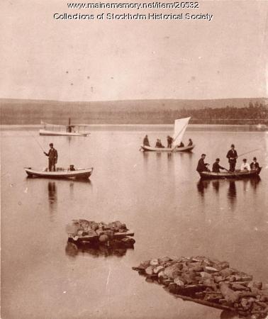 Madawaska Lake in T-16 R-4, c. 1915
