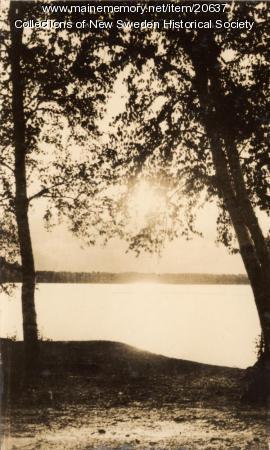 Madawaska Lake, ca. 1930