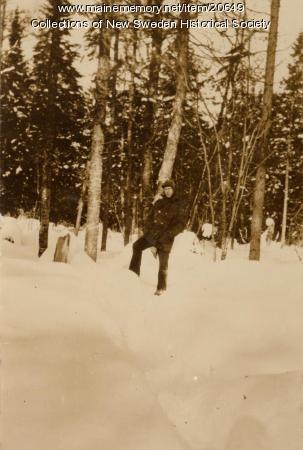New Sweden winter, 1930