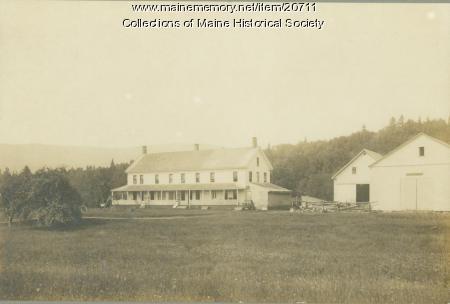 Farm, Blanchard, ca. 1910