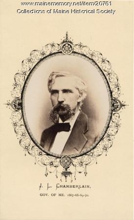 Joshua L. Chamberlain, ca. 1867