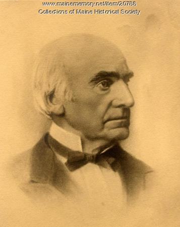 Senator Lot Myrick Morrill, ca. 1880