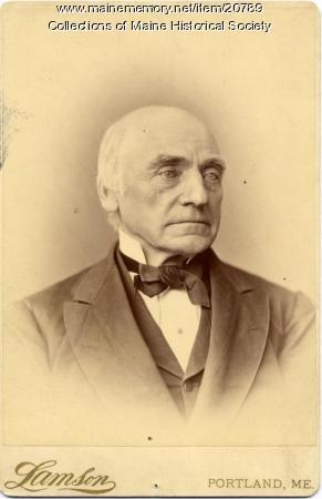 Lot M. Morrill, ca. 1880