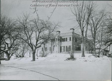 Freeman-Cummings-Dow house, Portland, ca. 1880