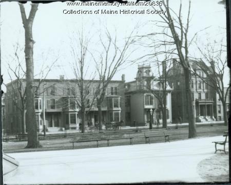 Federal Street, Portland, 1905