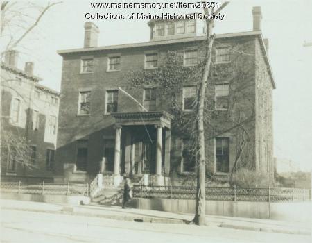 St. Elizabeth's Home, Portland, ca. 1920