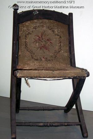 Dr. Kendall Kittridge Chair