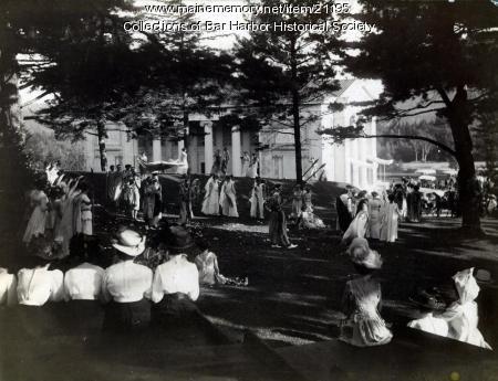 Greek Festival, Bar Harbor, 1920