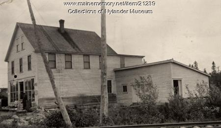 Mrs. Eva Clonnon home, Woodland, ca. 1922
