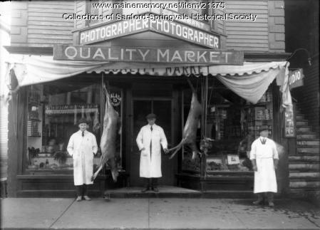 Quality Market, Sanford