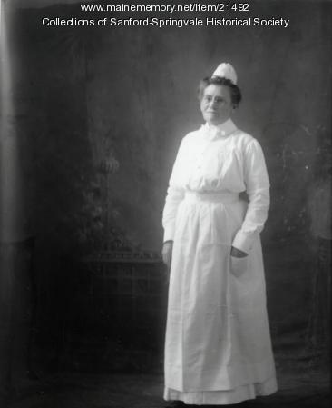 Etta Miles, Sanford