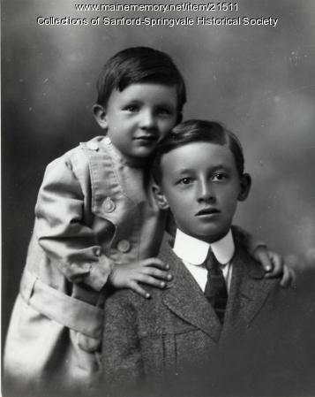 George & Lester Willard, Sanford