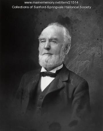 Thomas Goodall, Sanford
