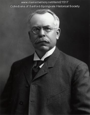 Louis B. Goodall, Sanford, 1910