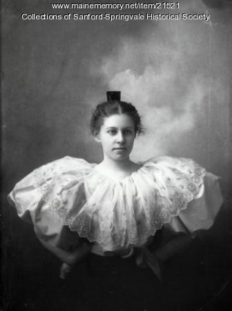 Marion Goodall, Sanford