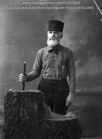 Joseph Larrabee, Alfred