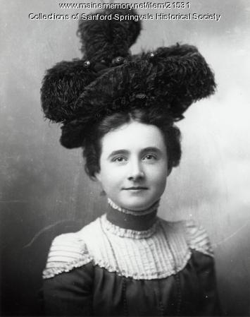 Mary Reed, Sanford