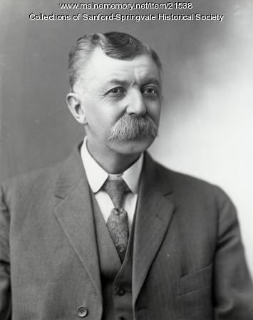 George P. Chase, Sanford
