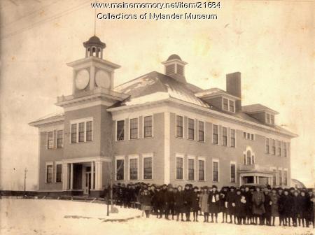 Caribou High School, 1922