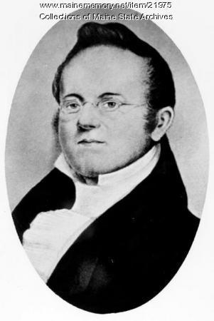 William D. Williamson, Bangor, 1835