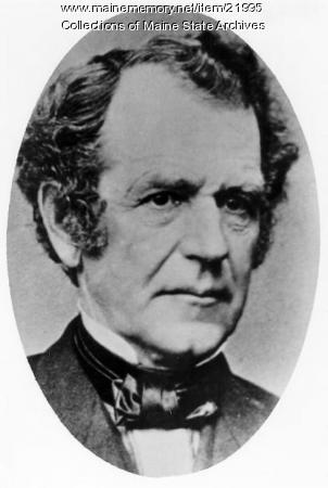 Caleb R. Ayer, Cornish, 1848