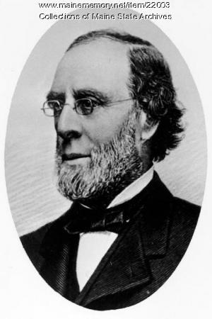 Joseph H. Williams, Augusta, 1857
