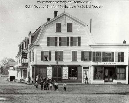 Hotel Brown, Main Street, Springvale