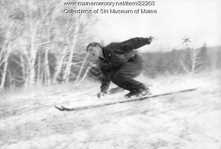 Christy McHugh, Carroll, New Hampshire, 1951