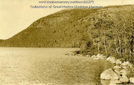 Pemetic Mountain, ca. 1925