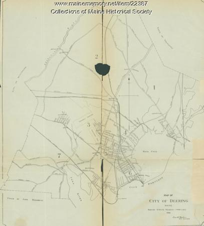 City of Deering, 1898