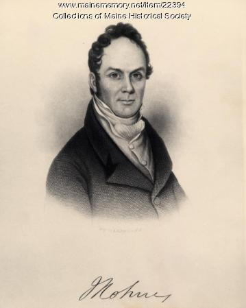 John Holmes, Alfred, ca. 1840