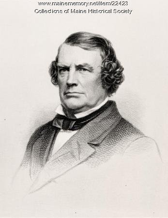 John Poor, Portland, ca. 1860