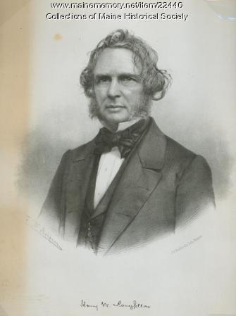 D'Avignon's Longfellow, 1859