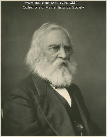 Henry Wadsworth Longfellow, ca. 1876