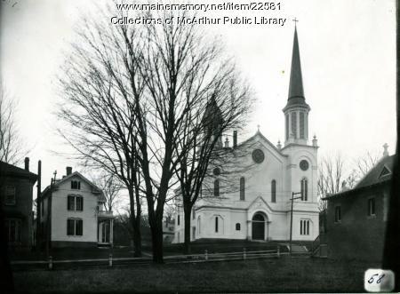 Second Congregational Church, Biddeford, 1910