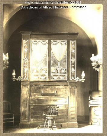 Old Church Organ, ca. 1907