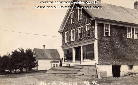 Waddell general store, Mapleton, ca. 1910