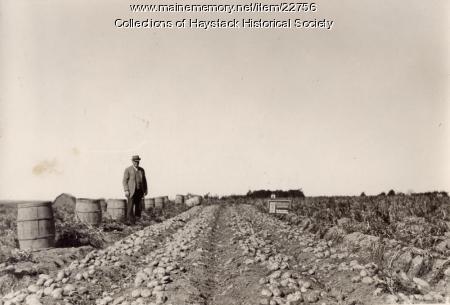 Milton Smith farm, Mapleton, ca. 1930