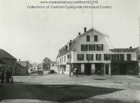 Oak Street, Springvale, ca. 1891