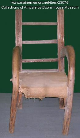 Dri-ki chair, Ambajejus, ca. 1952