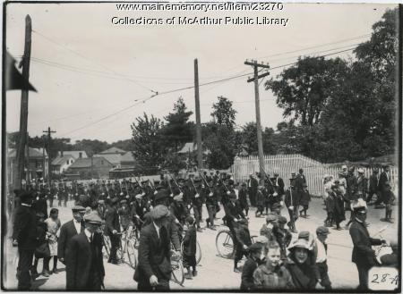 Biddeford's Tercentenary, September 16, 1916