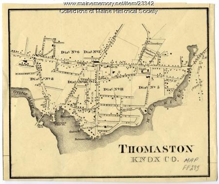 Thomaston, ca. 1850s